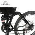 Топ Е-цикл 26 дюймов складной электрический горный электрический зарядка велосипеды