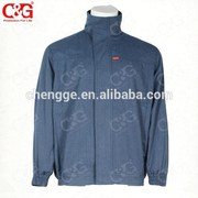 permanent fire retardant mens jacket