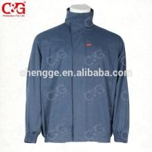 permanent fire retardant mens jacket