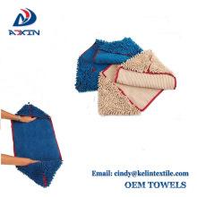 Toalla de baño no tejida súper absorbente / paño de lavado para mascotas Toalla de baño no tejida súper absorbente / paño de lavado para mascotas