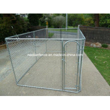 Chain Link Hund Run Cage Beste Insulated Dog House