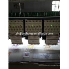 12 cabezas de alta velocidad máquina de bordar YUEHONG marca
