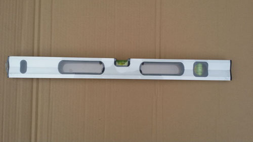 Square Aluminium Alloy Spirit Level with Magnetic