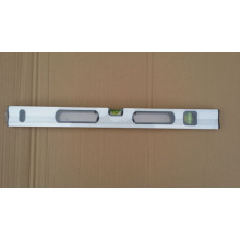Silver Anodized Surface Magnetic Aluminium Spirit Level