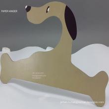 Печатать на бумаге собака картон вешалка для одежды больших размеров