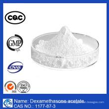 99% Pharmaceutical Medicine Active Ingredient Raw Steroid Powder Dexamethasone Acetate