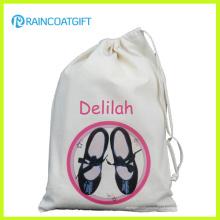 Reciclagem Natural Cotton Drawstring Bag RBC-084