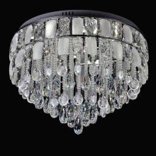 metal ceiling light crystal chandelier ceiling lamp