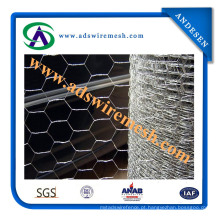 Rede de Arame Hexagonal ISO9001: 2008 (ADS-HWM-10)