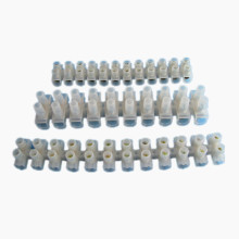 15A 12mm2 Bloques terminales de bloque de terminales H / U / V Tipo PA PP PE