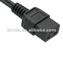 Plugue AC UL IEC C19