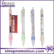 Paper Pull out Promotional Plastic Banner Pen (GP2411)