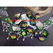 11*14mm Vm Octagon Crystal Stones Fancy Rhienstones (DZ-3016)