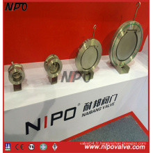 Nipo Wafer Type Single Plate Swing Check Valve