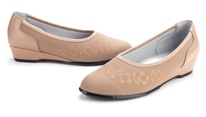 comfort arch office shoes