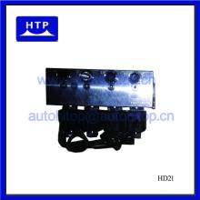 conjunto de válvula de solenoide del motor para hyundai R220-5