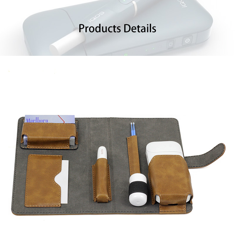Iqos Cigarette Case Wallet 09