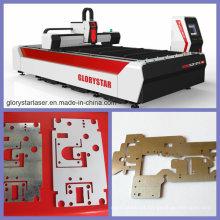 Iluminação, ferragem, armário elétrico Insustry Máquina de corte do laser da fibra do metal