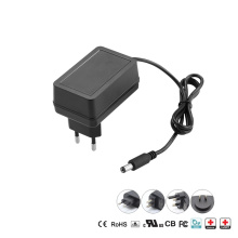 18W Power Supply wall mounted medical power adapter