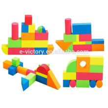 Дети дешевые игрушка мягкие EVA пены строительные блоки