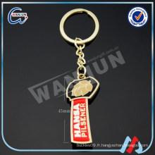 Accessoires de porte-clés de vente