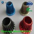 Dissipateur thermique de boîtier de lumière moulée sous pression en aluminium OEM