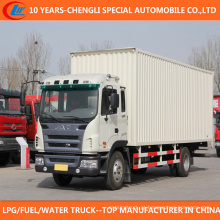 Chinês 10t 12t 14t Euro 3 Van para venda