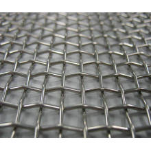 Crimped Mesh, Mine Linear Vibrating Screen, Mineral Screen Mesh