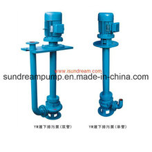 Vertical Dredge Pump/Vertical Sludge Pump