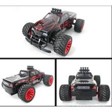 Brinquedo de controle remoto de plástico de crianças 1 16 carros elétricos de RC