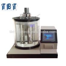 Densidade de TBT-1884B, viscosidade cinemática, verificador do índice de viscosidade