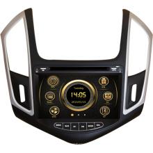 Цифровой сенсорный экран автомобиля медиа-плеер для Шевроле Cruze 2013 с GPS/Bluetooth/Рейдио/swc/фактически 6 КД/3G интернет/квадроциклов/ставку/видеорегистратор