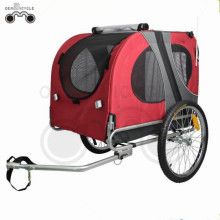 20inch dual function pet bicycle trailer