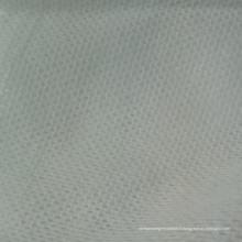 Tissu non tissé très doux Spunlace 18meshed