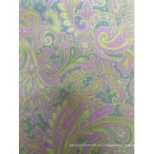 Ventas para tejido de forro de poliéster impreso