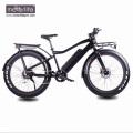 2018 bicicleta elétrica de 48v 1000w com o motor de movimentação meados de 8fun, bicicleta elétrica do pneu gordo