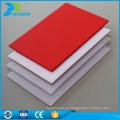 Nuevo estilo 4mm delgada hoja de paneles de policarbonato toldo