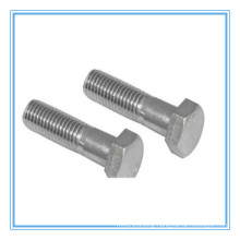Partially Threaded Hex Head Cap Screw