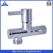 Taizhou Yuhuan 1/2 Zoll Messing Winkelventil (YD-5036)