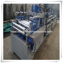 CNC Multi-Model Galvanized C Shape Purlin Roll Forming Machine