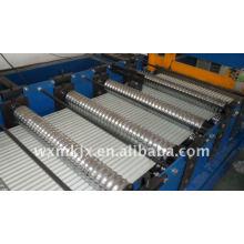 Máquina formadora de rollos de panel de techo de arco