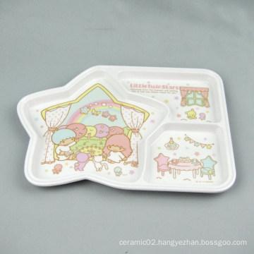 Melamine Plate for Children- 14pm30140