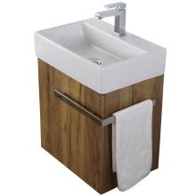 Badezimmer-Eitelkeiten-Schrank aus massiver Holzspanplatte