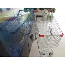 Australien Stil Supermarkt Warenkorb