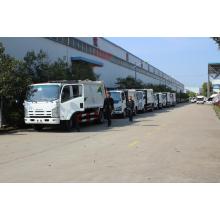 ISUZU 10Ton garbage compressed truck
