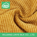 polyester fiber corduroy fabric for towel wholesale