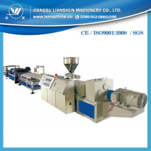 PVC  WPC  Flooring  Machine  with Ce and SGS