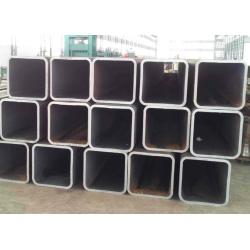Q235 Hot Dipped Galvanized Rectangular Steel Tube Sizes