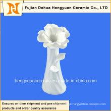 Vaso cerâmico criativo, vaso de mobiliário doméstico (pequeno)