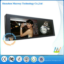 Écran LCD large de 14,9 pouces